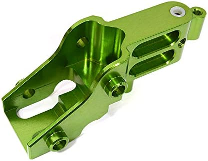 Integy RC Model C29156GREEN Billet Machined New product! New type for Tamiy New York Mall Mount Fork