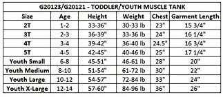 Youth Muscle Tank Assistant Boat Docker