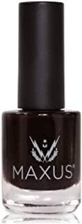 Maxus Nails Stengthening Empower Collection Polish, Gel Like Finish, Super Fast Dry (Respected)
