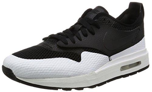 Nike Herren Air Max 1 Royal Se Sp AA0869 001 Sneaker, Schwarz/Weiß