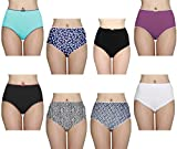 Pepperika Women's Cotton High Waisted Maternity Hygiene Pregnancy Mom C Panty for C-Section