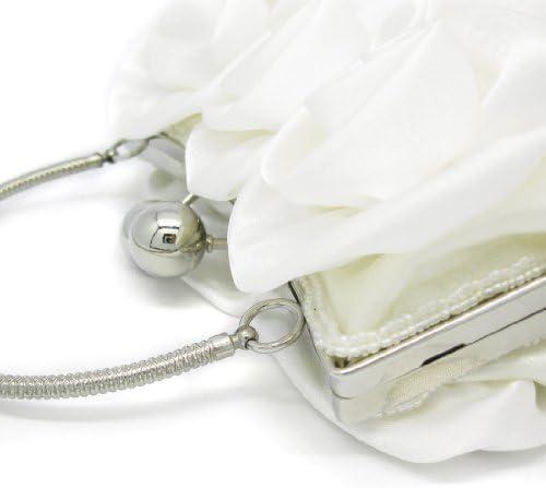 Clasp closure handbag _image4