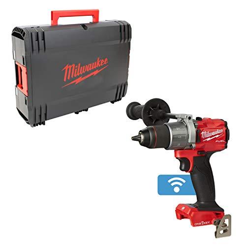 Milwaukee Schlagbohrschrauber 4933464526 M18ONEPD2-0X 18,0 Volt-Solo ohne Akku, 18 V, Red & Black