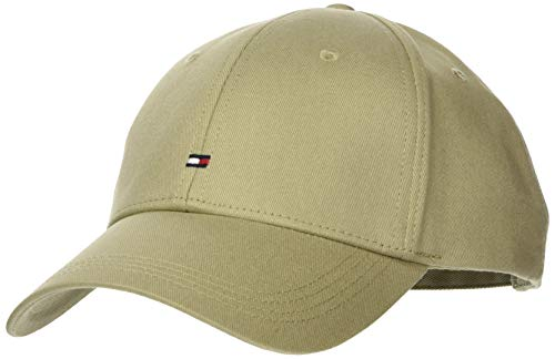 Tommy Hilfiger Herren Bb Cap Hut, Grey, OS