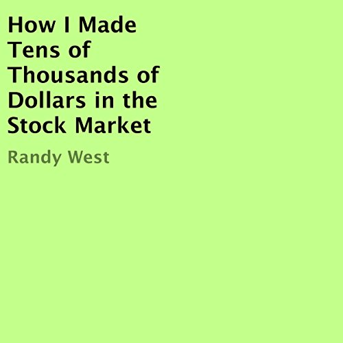 Value Investing: How I Made Tens of Thousands of Dollars Stock Investing audiobook cover art