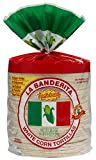 La Banderita White Corn Tortillas | 5.5' Size | 80 Count Each Pack | 6 Pack Case