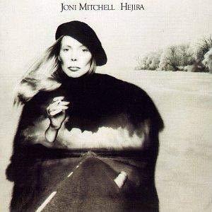 Joni Mitchell - Hejira - Asylum Records - 31 383 3