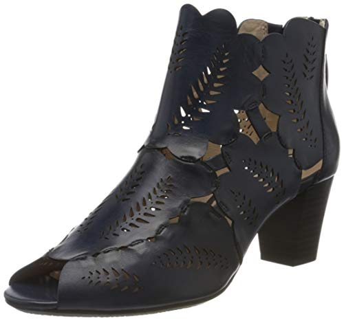 Gerry Weber Shoes Damen Lotta 21 Stiefeletten, Blau (Dunkelblau 505), 40 EU