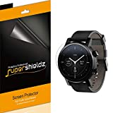 (6 Pack) Supershieldz for Motorola Moto 360 (2020, 3rd Generation) Screen Protector, High Definition Clear Shield (PET)