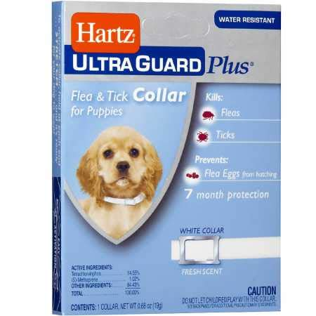 Hartz UltraGuard Plus Flea Tick Collar Puppy