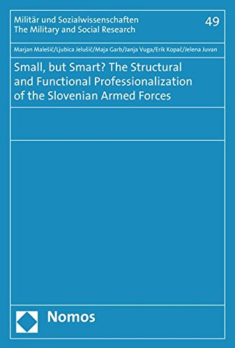 Small, but Smart? The Structural and Functional Professionalization of the...