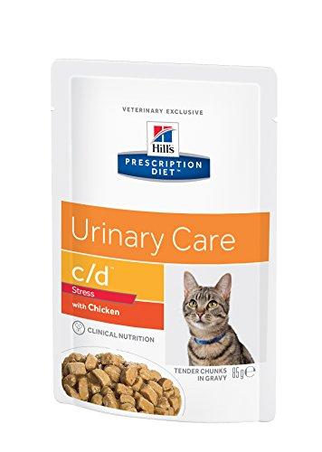 Hill´s Prescription Diet Feline c/d Reduced Calorie Frischebeutel