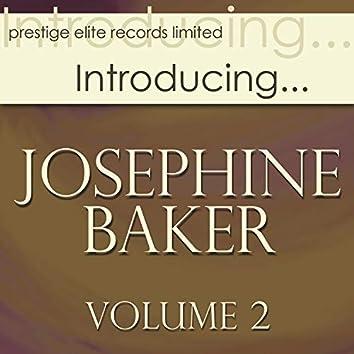Introducing... Josephine Baker, Vol. 2