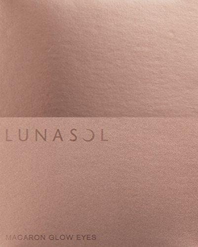 ルナソルマカロングロウアイズ01Cassisアイシャドウ