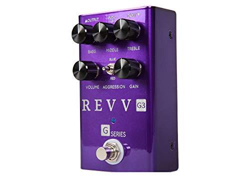 Revv Amplification G3ディストーションペダル