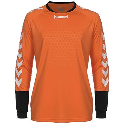 Hummel Herren Torwart Essential GK Jersey Trikot 004087 Tangerine M