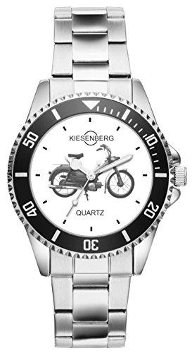 Kiesenberg Uhr 20082 Geschenk Artrikel für Puch Maxi Mofa Roller Krad Fans und Fahrer