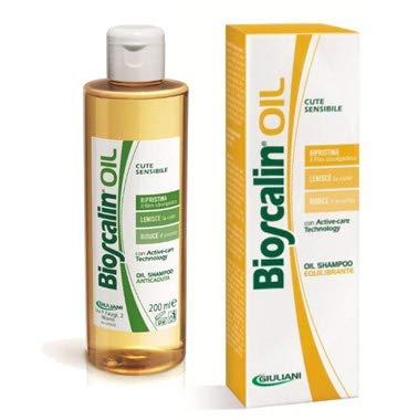 Bioscalin Oil Shampoo Equilibrante Attivo Protettivo Cute Sensibile 200 ml
