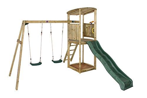 Plum Bonobo Balançoires et Jeux d'escalade. 27504AF69. Marron