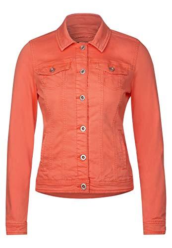 Cecil Damen B211188 Jacke, Vermillion orange, 38