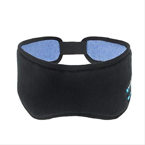 Auriculares Bluetooth para Dormir,Auriculares Inalámbricos con Bluetooth Wireless Bluetooth 5.0 Headset Sleep Eye Mask para Durmiendo, Viajes, Meditación