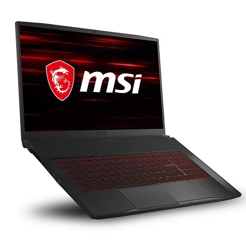 MSI GF75 Thin 17.3' Gaming Laptop Core...