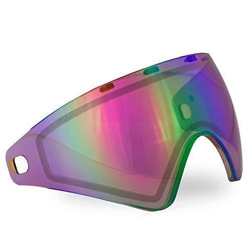 Bunkerkings CMD/Virue VIO Thermal Maske Ersatzglas - HD Aurora