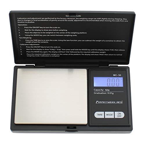 Balance de poche 600gr - 0.1gr - Pocket Scale