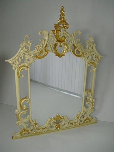 Spiegel, Wandspiegel, Exclusiv, Art Barock, Höhe 158, Breite 125 cm