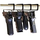 NO LOGO L-Yune, 4pcs Hook Rack Holder Organizer Storage For Shelves And Safes Hunting Accessory Tactical...