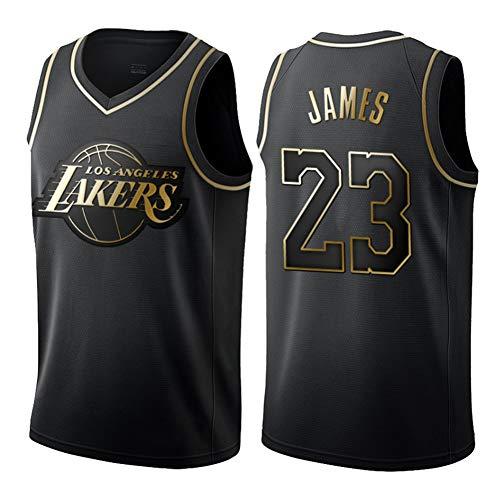 GAOZI Magliette da Basket Maglie Basket 24# Bryant Basket Veste Pantaloncini Estivi Set perJersey...