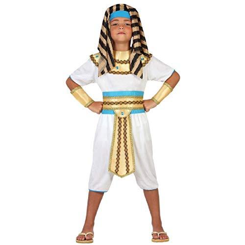 ATOSA disfraz egipcio nio infantil blanco 7 a 9 aos