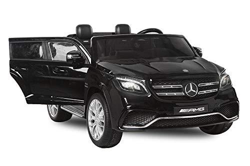 RC Kinderauto kaufen Kinderauto Bild 1: Nitro-Motors 2-SITZER Kinderauto Mercedes GLS63 AMG 2x35W Elektroauto Kinderfahrzeug GLS GLE (Weiss)*