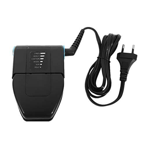 bobotron Hierro plegable Compact Press Up y Perfect Foldable Travel Iron - Hierro plegable para cuello europeo