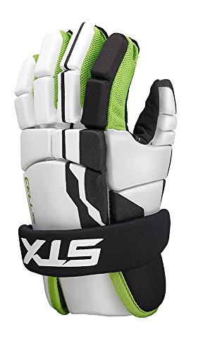 STX Lacrosse Cell 100 Youth Boy's Lacrosse Glove, Medium / 12'