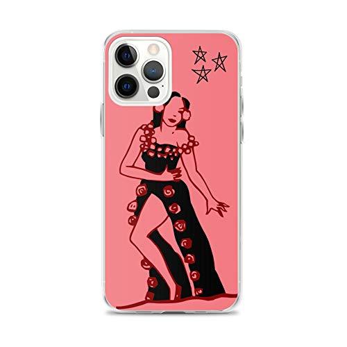 Funda iPhone Flamenca en Rosa- iPhone 12 Pro MAX