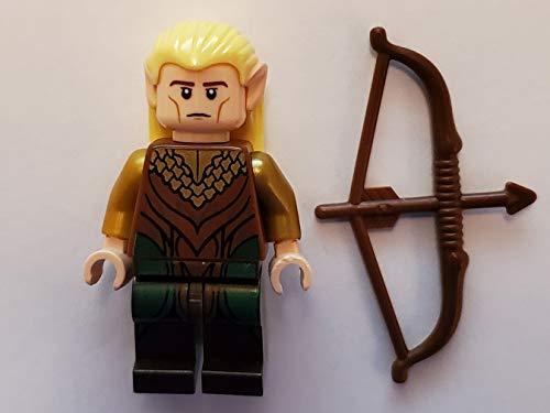 Lego Hobbit Legolas Greenleaf Minifigure