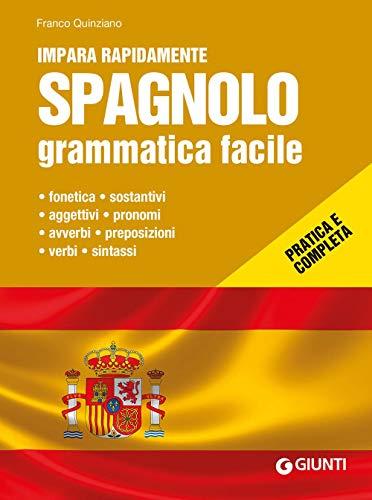 Spagnolo grammatica facile