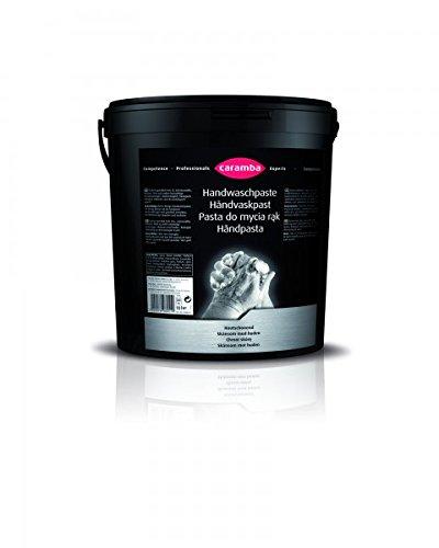 CARAMBA 82 4 27 135 Handwaschpaste, Schwarz, 10 L