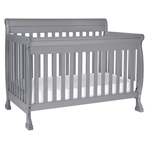 Buy Cheap DaVinci Kalani 4-in-1 Convertible Crib in Grey | Greenguard Gold Certified