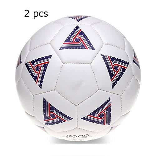 Balón de Futbol Tamaño 3 PVC Niñas Niños Fútbol Pelota de ...
