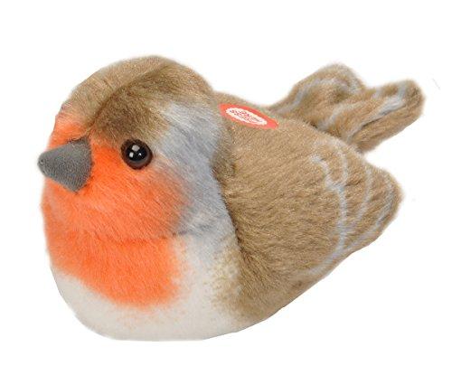 Wild Republic BIRD19490 ROTEM Brust Plüschtier