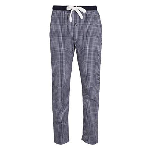 TOM TAILOR - Herren Schlafanzug - Mix & Match - Hose und Oberteil frei kombinierbar (XL / 7, Hose lang (Blau))