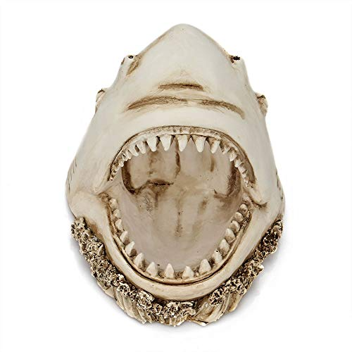 LIUHONGSU Moderna tiburón Hueso Colgante hogar Creativo del Colgante de Pared Decorativo de Resina Artesanal