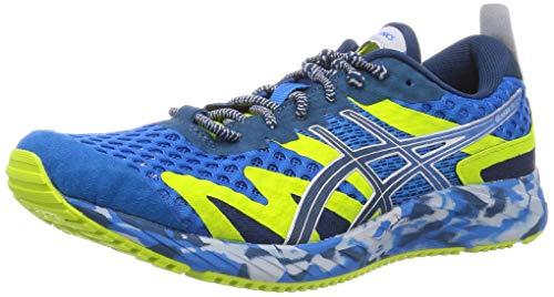 ASICS Mens Gel-Noosa TRI 12 Running Shoe, Directoire Blue/MAKO Blue,43.5 EU