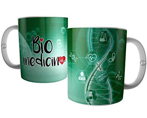 Caneca Biomedicina - Presente Biomédico e Biomédica