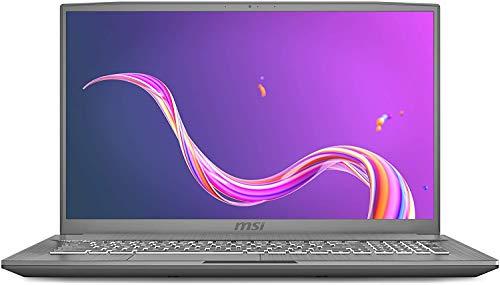 MSI P65 Creator-1084 15.6' 4K UHD Display, Ultra-Thin and Light, RTX Studio Laptop, Intel Core i7-9750H, GeForce RTX 2060, 32GB DDR4, 1TB Teton Glacier SSD, Win10PRO, VR Ready (Renewed)