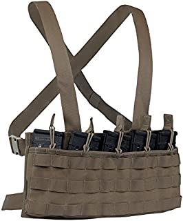 Warrior Assault Systems Light Rig Base with 5 Internal Open Mag Pouches