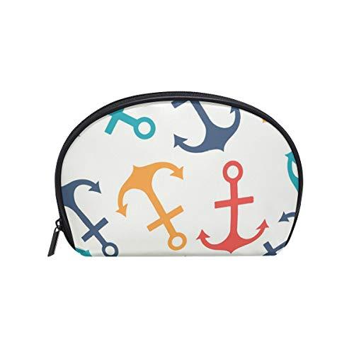 Montoj Cool Anchors - Bolsa organizadora de artículos de tocador para viaje