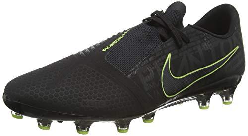 Nike Hypervenom 4 AG-PRO, Scarpe da Calcio Uomo, Black/Black-Volt, 42 EU